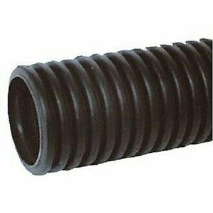 Gewiss flexibles Wellrohr DX15032R, Flexrohr, Leerrohr M32 schwarz, 50 Meter
