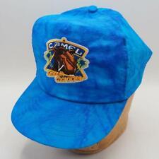 Strapback Trucker Hat Cap Camel Smooth Character Cigarettes Vintage