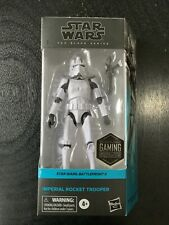 Star Wars The Black Series Imperial Rocket Trooper Gaming Greats Battlefront II