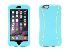 """Apple Iphone 6 6s Plus 5.5"""" Griffin Survivor Delgado Estuche Cubierta Dura Azul Builder"""