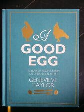 A Good Egg By Genevieve Taylor (HC 2013) - Like New - Free Shipping