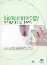 Biotechnology and the Law by Eileen Smith Ewing et al. American Bar Ass - NEW