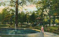 APPLETON WI – City Park - 1910
