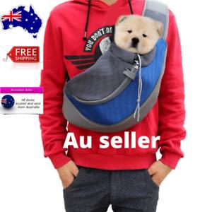 Pet Carrier Sling Backpack Puppy Travel Tote Folding Single Shoulder Bag
