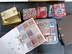 Yu-Gi-Oh! Karten Sammlung - Secret - Ultra - Super - Common 100