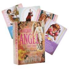 78pcs Guardian Angel Tarot Cards Full English Guidance Divination Fate Game Deck