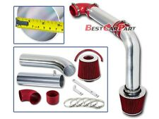 BCP RED 1998 1999 2000 Sebring/Avenger 2.0 I4/2.5 V6 Cold Air Intake + Filter