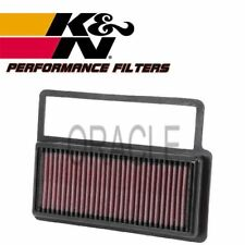 K&N HIGH FLOW AIR FILTER 33-3014 FOR FIAT 500 C 1.4 ABARTH 140 BHP 2009-