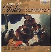 Antonio Soler - : Complete Keyboard Sonatas; Six Concertos for Two Organs (2015)