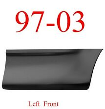 Front 97 03 Left Bed Patch Panel, Lower, Ford F150 Truck, Short Bed 1984-143