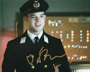 """RUSSELL TOVEY AUTOGRAPH SIGNED 10""""X8"""" PHOTO (DAMAGED SEE DESCRIPTION)  55"""