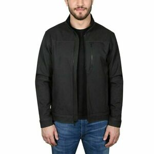 Kirkland Signature Men's Water-Resistant Soft Shell Jacket - Size: Medium -AB-18