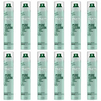 Pack of (12) New Garnier Pure Clean Dry Shampoo, 3.4 Ounce