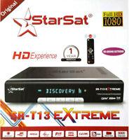 Starsat sr-2000HD Extreme receiver +vod +youtube +3 servers