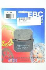 Standard Organic Brake Pads EBC FA68