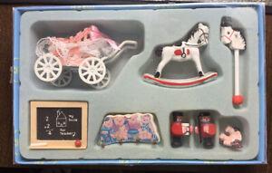 Dolls House Nursery Toys