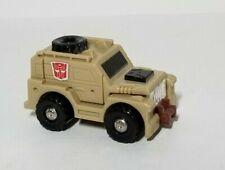 Vintage 1986 G1 Transformers Minibots Outback Figure