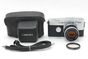 【N.Mint】Olympus Pen FT Film Camera w/ G.Zuiko Auto-S 40mm f/1.4 from Japan-#232A