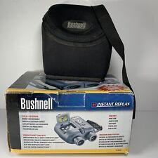 Bushnell Instant Replay Premium Binocular & Digital Camera 8 X 32 Model 18-0832