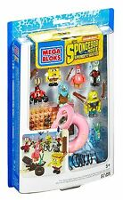 (New) Mega Bloks Nickolodeon SpongeBob SquarePants Sponge Out Of Water