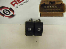 Renault Megane 2002-2008 Drivers Electric Window Switch Rear