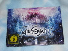 WINTERSUN - Time I  CD+DVD limited edition FINNISH ATM Death Metal 2012 MINT new