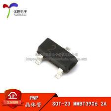 50PCS X MMBT3906 2N3906 2A Transistor SOT-23