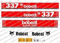 Bobcat 337 Mini Excavadora Set de Adhesivos