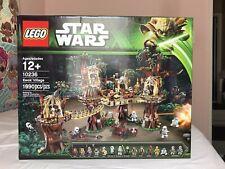 LEGO 10236 Star Wars Ewok Village Brand New