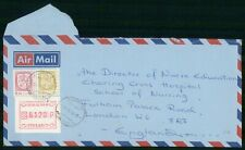 MayfairStamps Finland 1962 to London England Air Mail Cover wwk38059