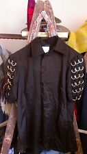 Dsquared2 100% silk women's shirt. Made in Italy. USED. From Harrods. Size S-M.