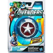 The Avengers Captain America Mission Star Marvel Comics Brand New