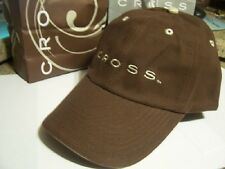 VERY RARE COLLECTABLE LIMITED EDITION CROSS PEN BASEBALL CAP HARD TO FIND