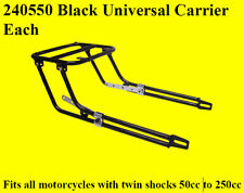 Universal Motorbike Motorcycle Carrier / Rack fits most also CG125 GP100 RXS100