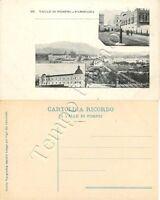 Cartolina di Pompei, vedutine - Napoli