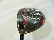 New LH Callaway Great Big Bertha 9* Driver Stiff flex Kuro Kage 50g GBB