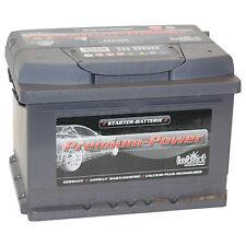 Intact PREMIUM Power Carbon PP60MF 60Ah 12V Autobatterie Starterbatterie *NEU*