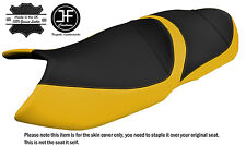 GRIP& YELLOW AUTOMOTIVE VINYL CUSTOM FITS CAN AM SPYDER ST 13-15 DUAL SEAT COVER
