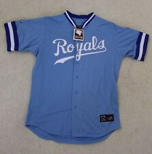 Kansas City Royals Majestic Cooperstown Baseball Jersey Men's XL,  NEW WITH TAGS