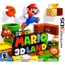 Super Mario 3D Land 3DS [Factory Refurbished]