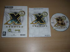 X3 REUNION GAME OF THE YEAR EDITION Pc DVD Rom X 3 GOTY - FAST POST