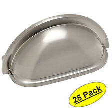 *25 Pack* Cosmas Cabinet Hardware Brushed Satin Nickel Pulls - 4310SN