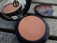 BNIB LE GIORGIO ARMANI Beauty Italian Sun Highlighting Fusion Powder- BRONZE
