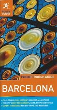 Pocket Rough Guide Barcelona Spain Free shipping NEW