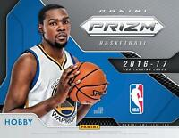 2016-17 Panini Prizm Basketball - Pick A Player - Cards 1-150