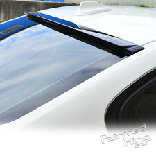Painted For BMW 3-Series F30 M3 F80 4DR Sedan A-Type Rear Roof Spoiler Wing ABS