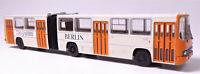H0 BREKINA Bus Ikarus 280 Gelenkbus Stadtbus 750 Jahre Berlin Neuheit # 59713