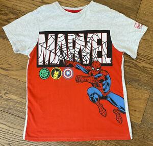 Marvel Spiderman T-shirt Age 8-9