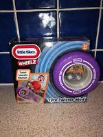 LITTLE TIKES Wheelz Tyre Twister Mini Purple Unisex Toy 3 Years Plus New Sealed