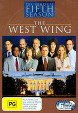 The West Wing 'The Complete Fifth 5 Season  - 6 DVD Disc Set